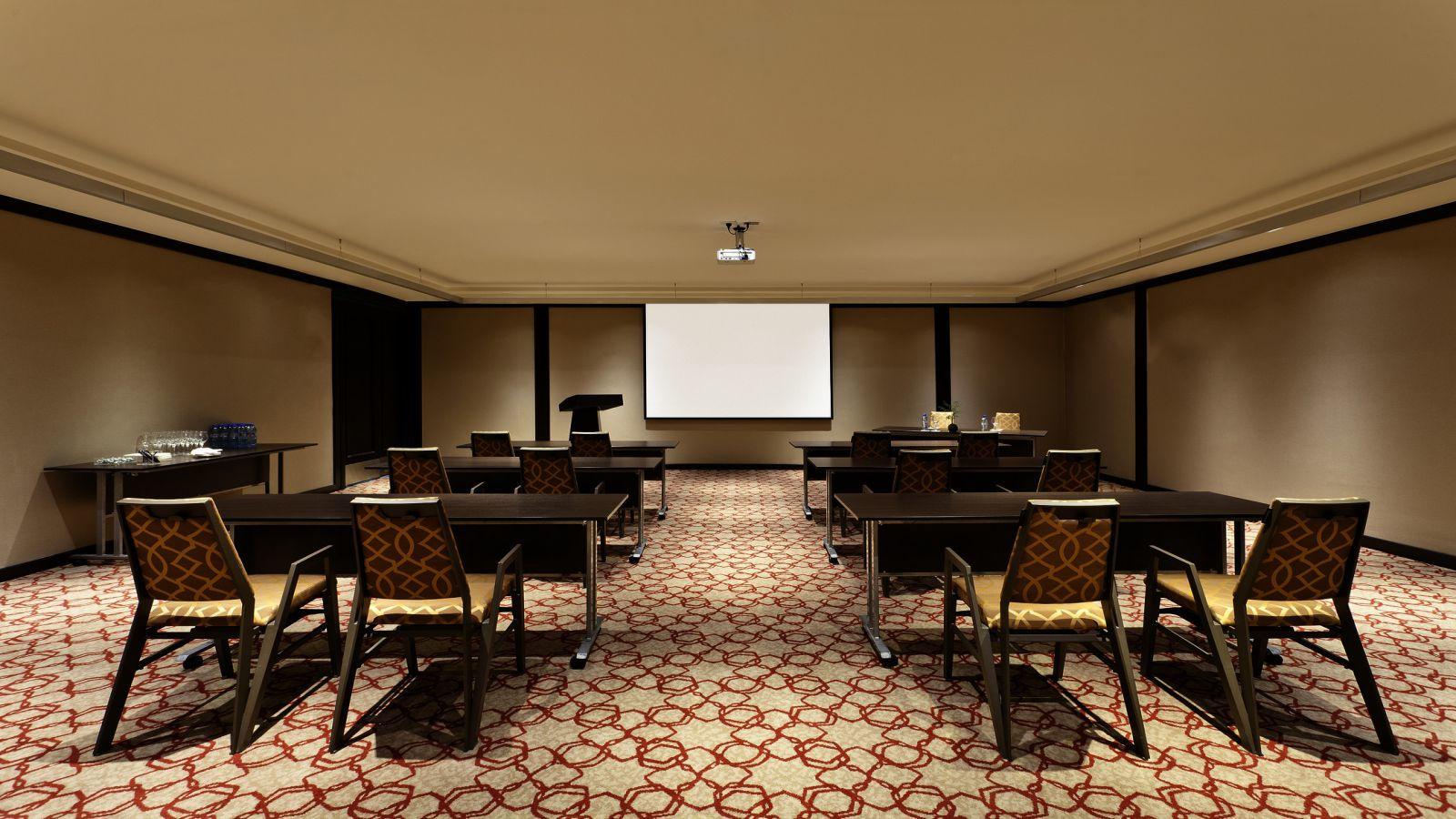 Poncho Meeting Room